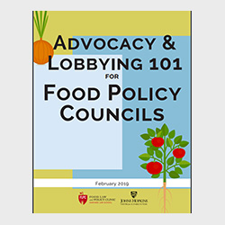 Food Policy Resources Food Policy Networks Johns Hopkins University