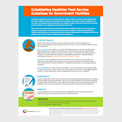 Establishing Healthier Food Service Guidelines for Government Facilities  (2017) d94ba3d28486