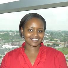 E. Wangeci Kagucia