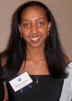 Ruthie Fesahazion